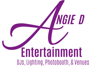 Angie D Entertainment Logo