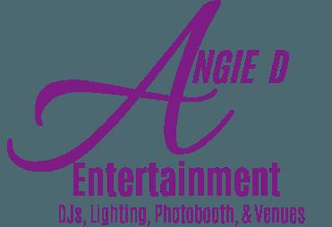 Angie D Entertainment Logo
